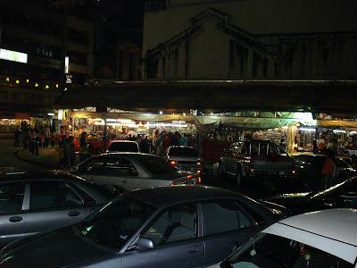 Markets next to my hotel