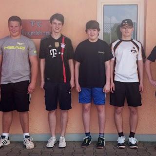 Junioren - Mannschaft 2015