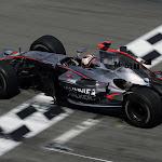 Kimi Raikkonen McLaren MP4-21
