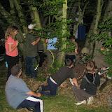 Výprava na tajnou Vontskou radu (2) - schováváme se za stromy a posloucháme