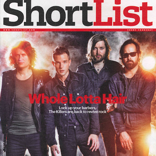 2012-09-06 Shortlist Magazine - Cover
