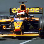 Jos Verstappen, Arrows A22 Asiatech