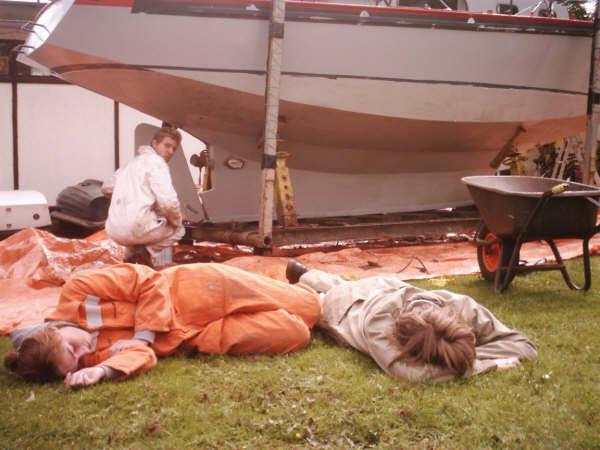 2005 - Hellingbeurt Sneek