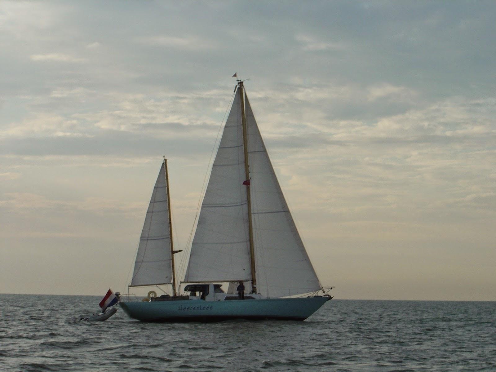 N48 Heerenleed voor de Engelse kust