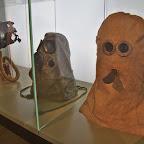 Retro gas masks