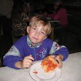 Odměnou nám byla - jak jinak než italská - pizza.