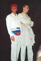 Xavier Chavari et Bruno Durand 03 Choc Frontal 2000 Simplé