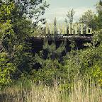 Pripyat's river harbour