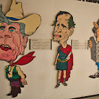 I wonder if these are now removed from Museo de la Revolucion?