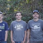 Carsons Eagle Project - October 2015