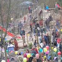 Opening Speeltuin en Roofvogelshow 17 maart 2007 - opening speeltuin vogelenwijk 008