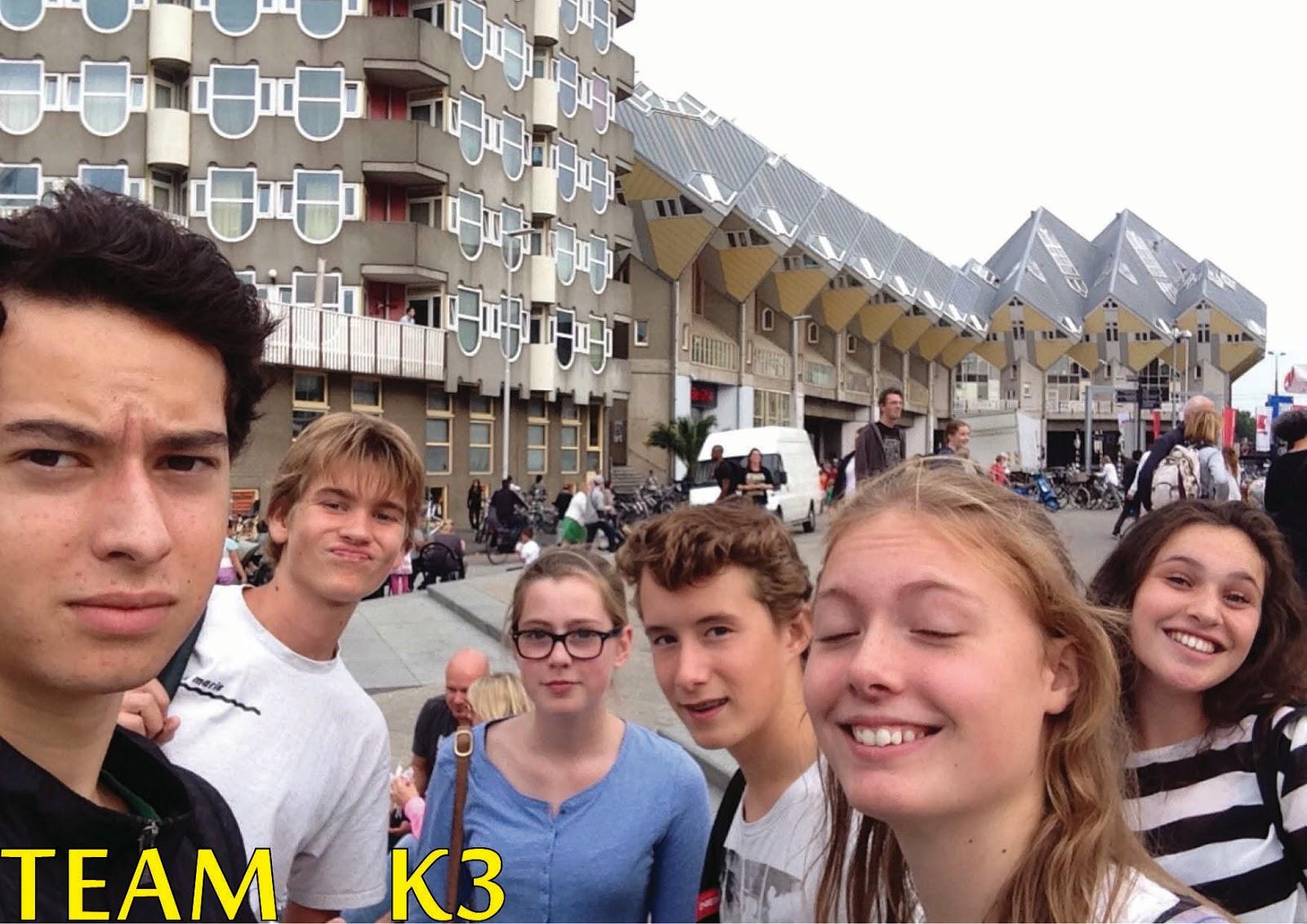 2014 - Special Fun Opkomst - Maasgroep18 & Stella Maris