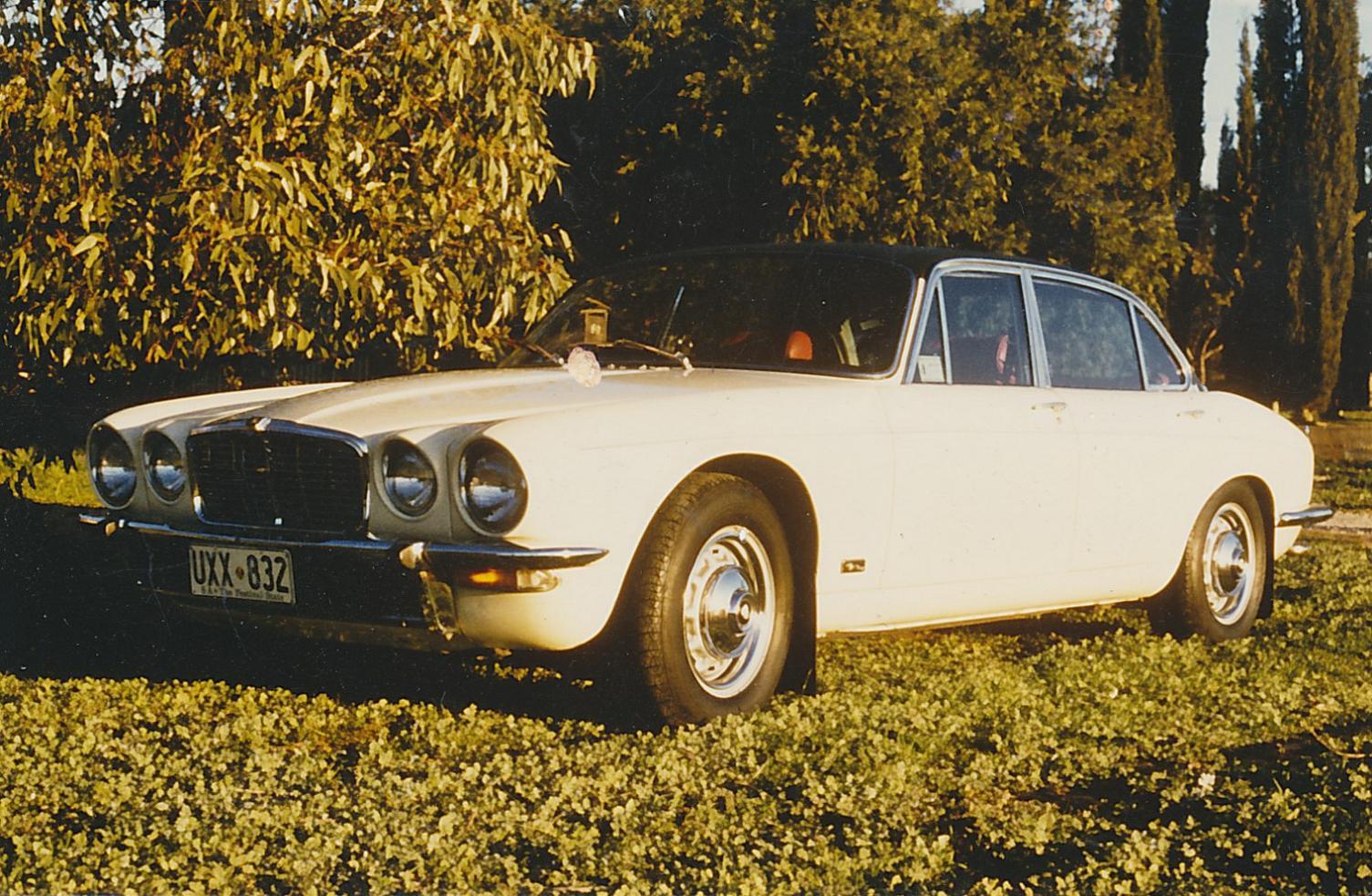 Past Cars