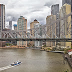 This is the iconic view of Brisbane