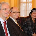 Komárom polgármestere, Stubendek László is jelen volt az ünnepen