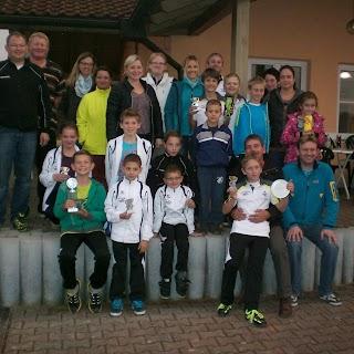 Jugendabschluß mit Vereinsmeisterschaften Midcourt, 06.10.13