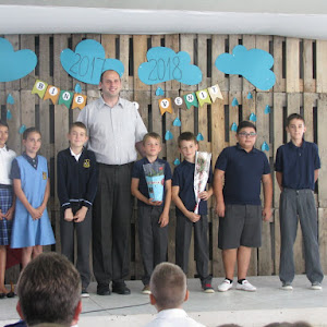 Festivitatea de deschidere a anului şcolar 2017-2018