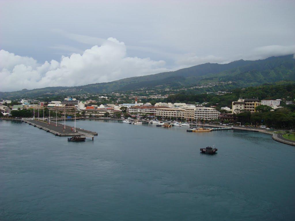 Bye bye Papeete