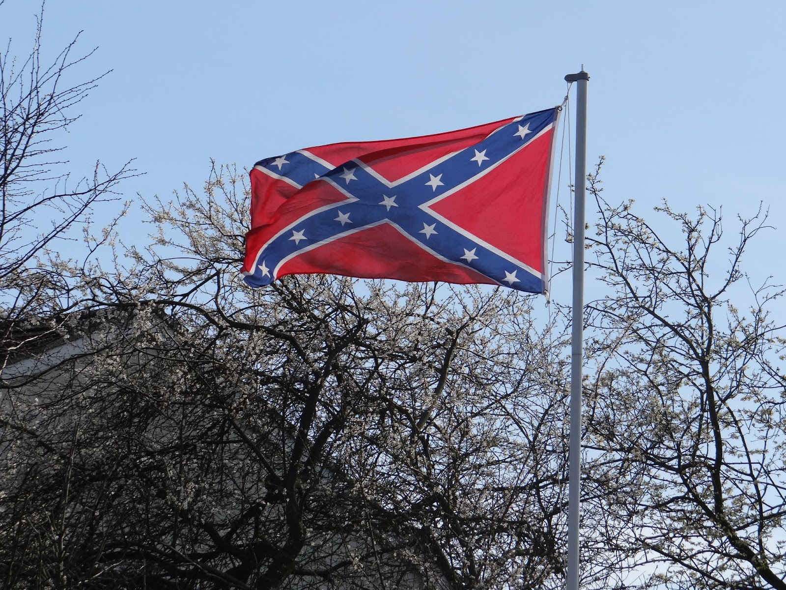 I wish I was in Dixie (OK, wrong song)