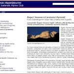 The Icelandic Alpine Club