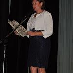 Szkladányi Helység Anikó, Palást polgármestere üdvözlő beszédet tartott