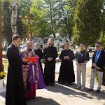 18 maja 2017 - modlitwy za zmarłych na cmentarzu - Prymas Polski abp Wojciech Polak -wizytacja