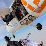 """L'équipe de France de Freefly """"Airwax"""" en entrainement à Dubaï, fev.17, photo S. Chambet"""