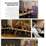 Viðtal í VR blaðinu, feb 2012