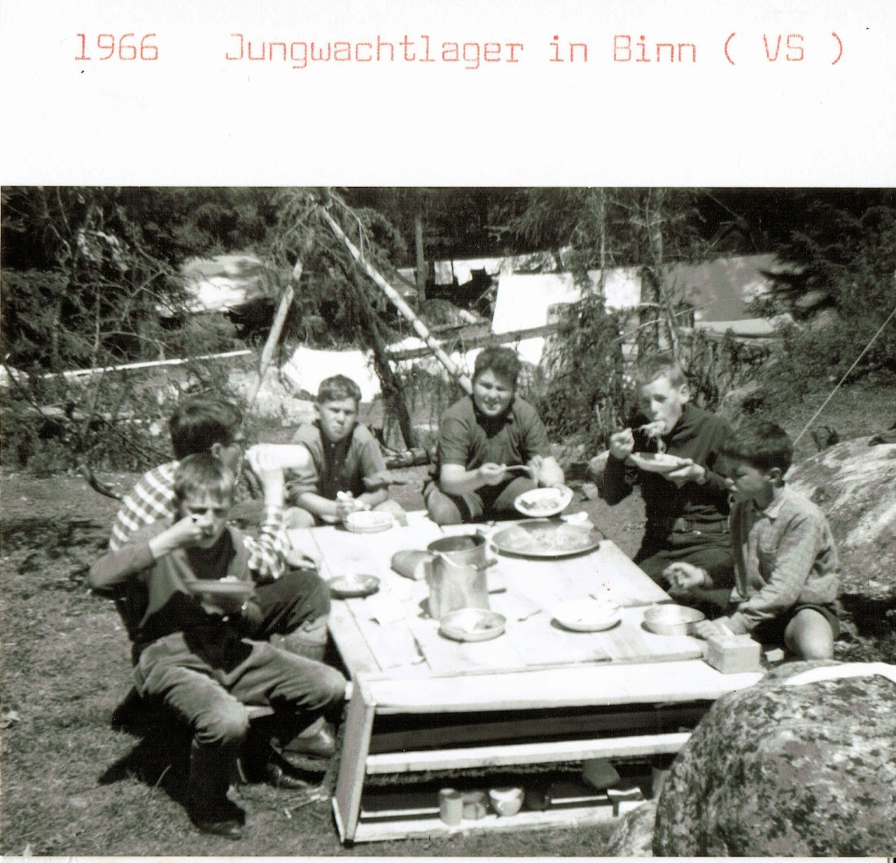1966 Sommerlager - Sola66_007