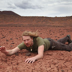 Crawling on Mars