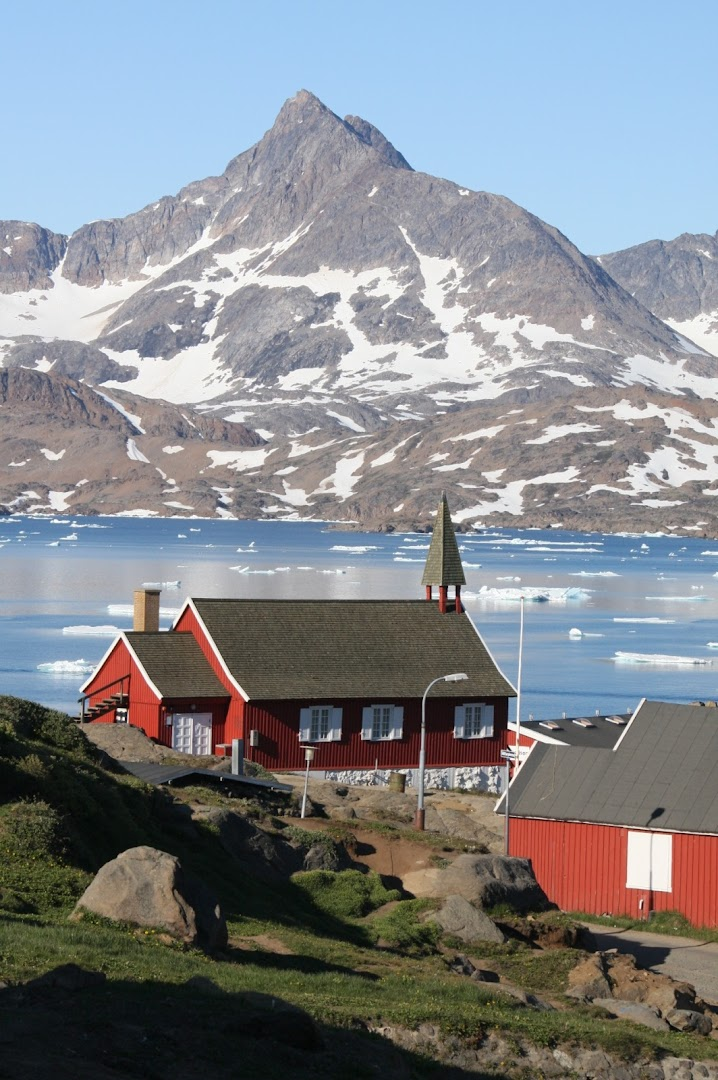 East Greenland