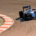 Susie Wolff, Williams FW37 Mercedes