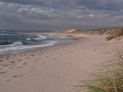 Blue Holes Beach