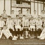 Crescent College Football Team 1908-09