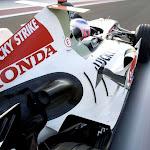 Honda RA106 driven by Jenson Button