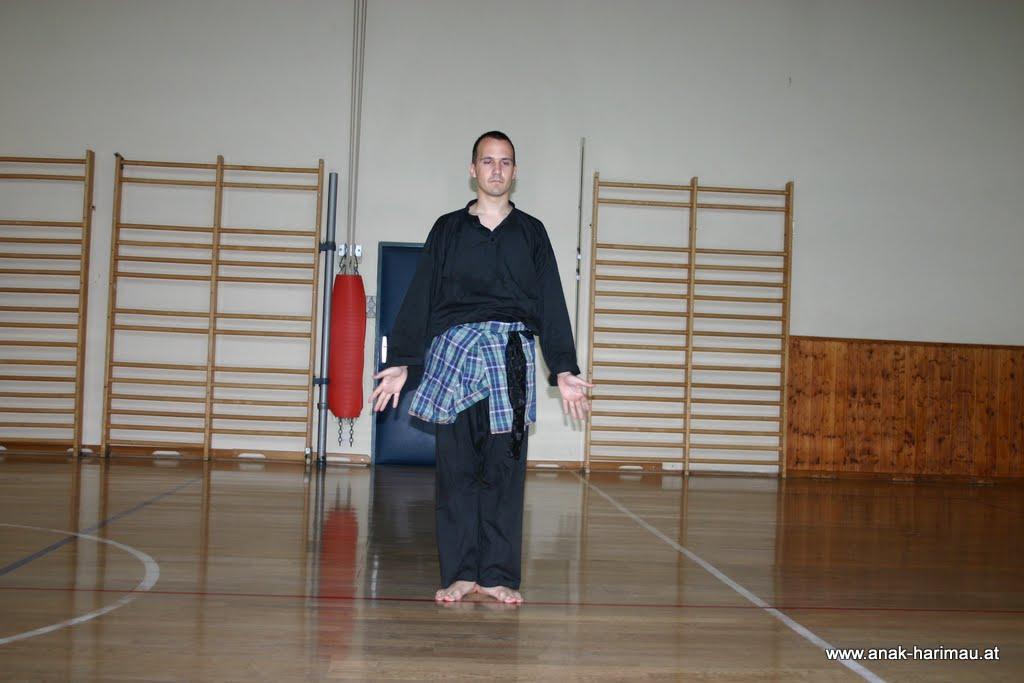 Silat Präsentation 2004