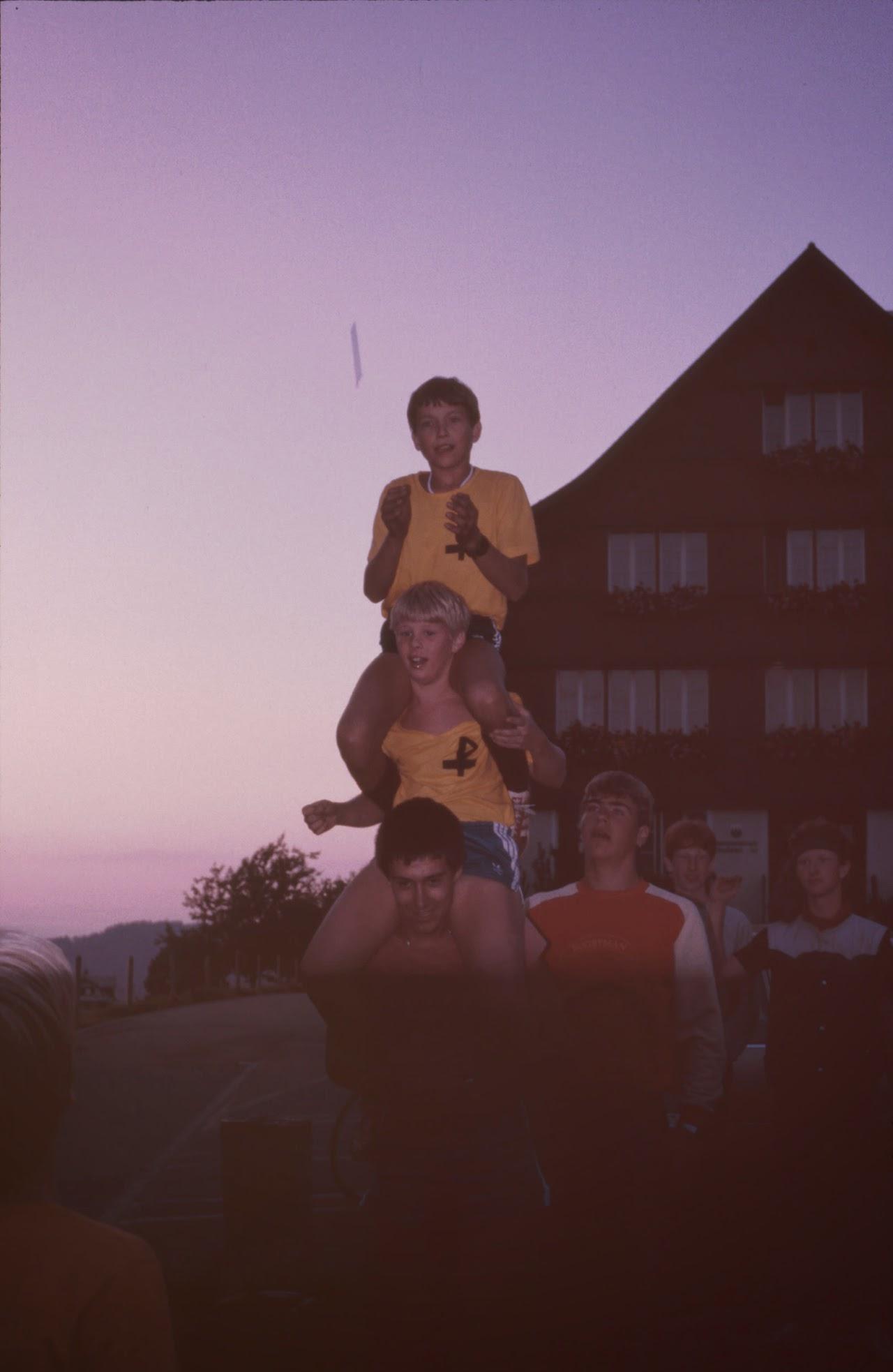 1985 Sommerlager - Sola85_358
