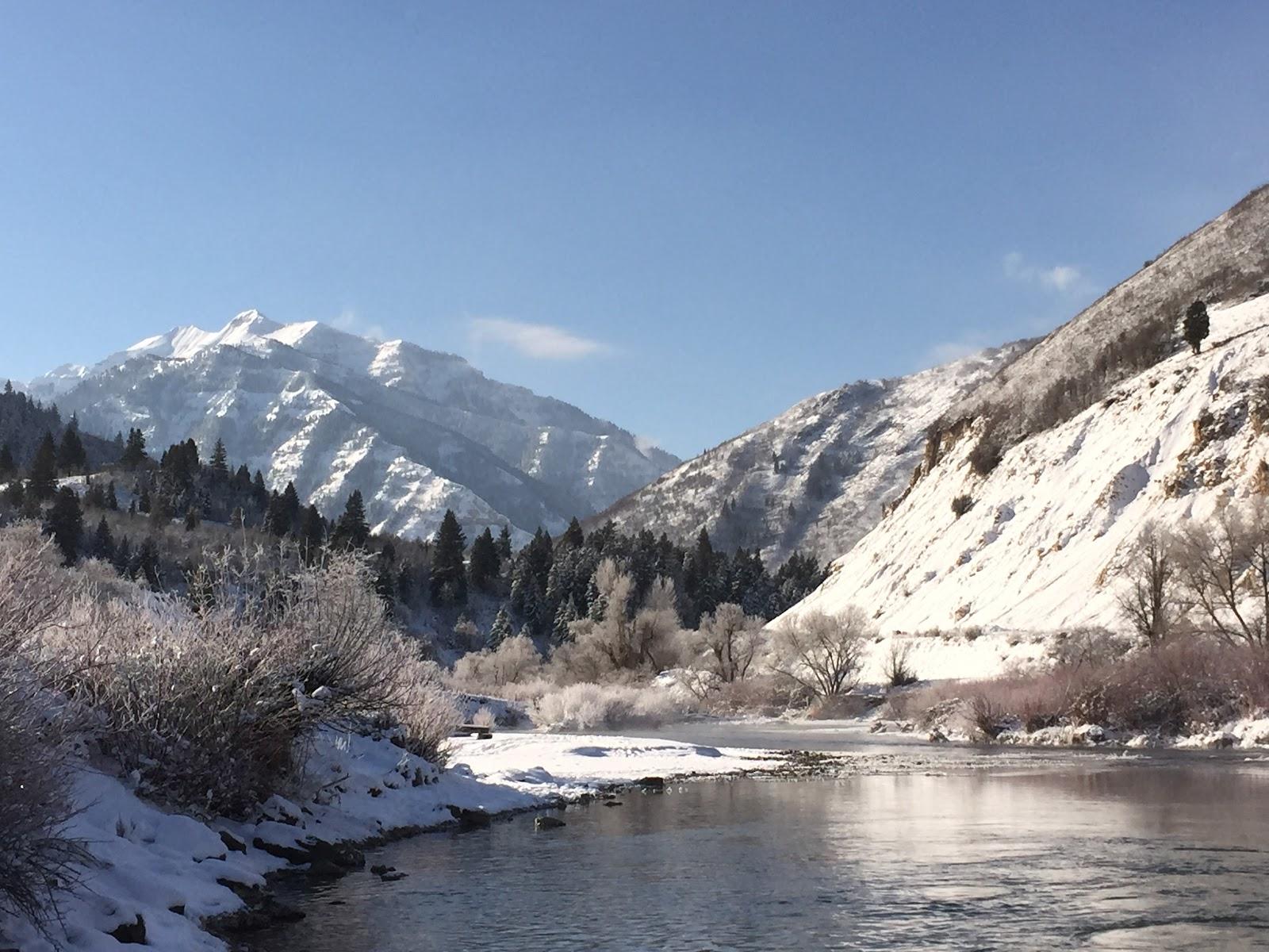 Lower Provo River - Utah