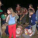 Závěrečný ceremoniál (2) - vykopávání truhly