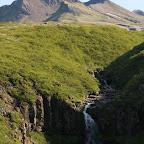 Another Skaftafell waterfall