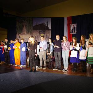 """2014 rok - Przedstawienie """"W Gdyni u Króla Kaszubów"""" - Zespół Szkół Ogólnokształcących nr 5 w Gdyni"""