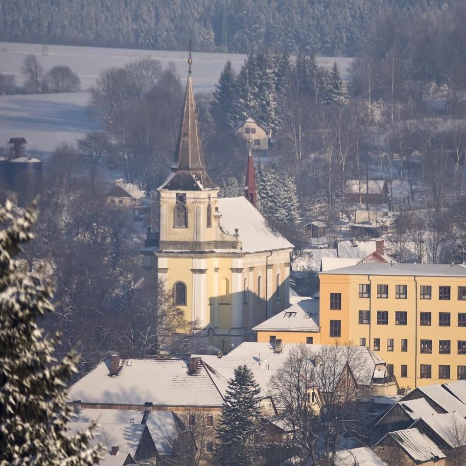 Sjezdovka v Trhové Kamenici 2010 -...