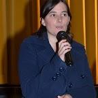 Milagros Mumenthaler, réalisatrice récompensée à Locarno en 2011.
