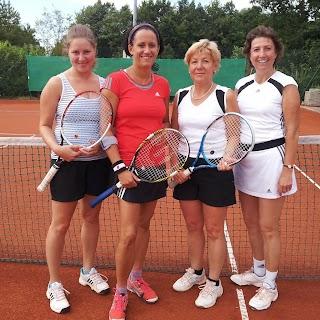 Damen - Mannschaft 2014