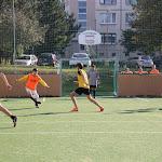 Futballmérkőzés a kispályán