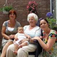 Vier generaties in de Vogelwijk
