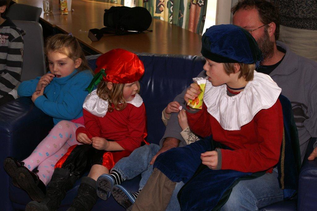 Sinter Klaas 2008 - PICT6014