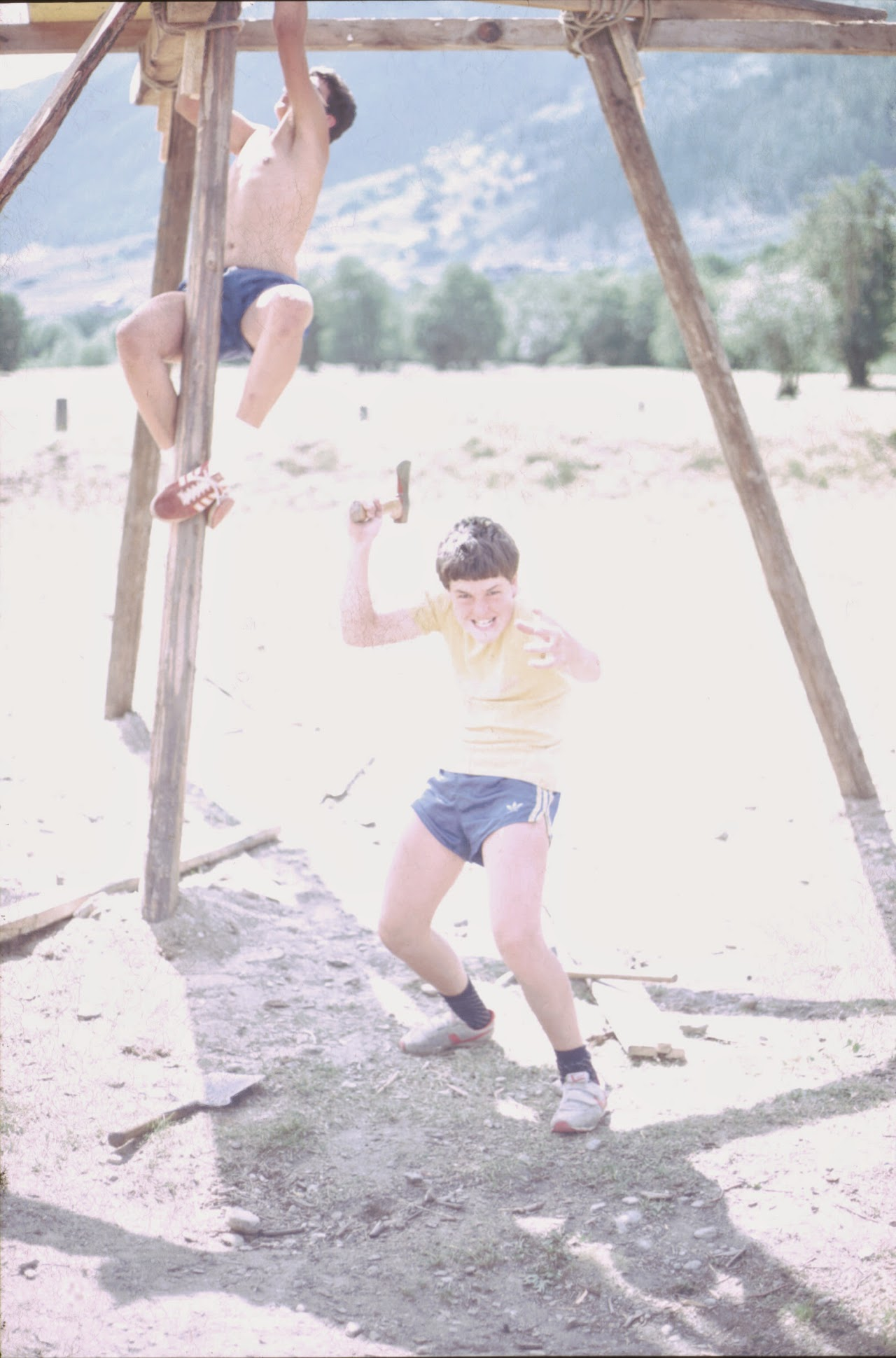 1986 Sommerlager JW - SolaJW86_085