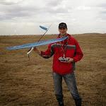 eHawk 1500 - живучий мотопланер