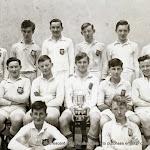 Crescent College Junior Cup Team 1949-50
